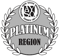 South Los Angeles Soccer - Platinum Region Award